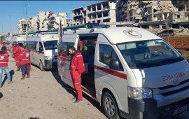Сирияның Идлиб қаласында жойқын жарылыс орын алды