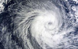 Супертайфун Қытайға келді