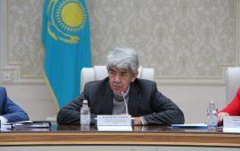 Проблемы озера Балхаш обсудили в Алматинской области