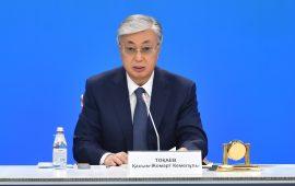 ҚР Президенті Мәжіліс және мәслихат депутаттарының сайлауы туралы үндеу жариялады